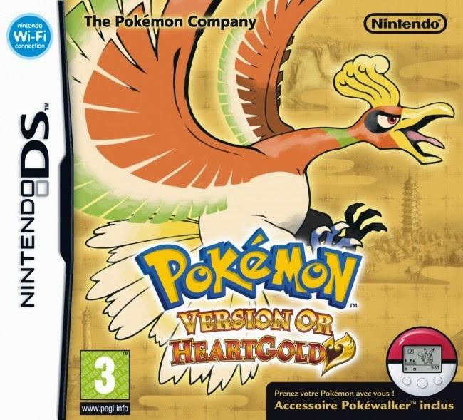4832 Pokemon Edicion Oro HeartGold 84E882FF ROM