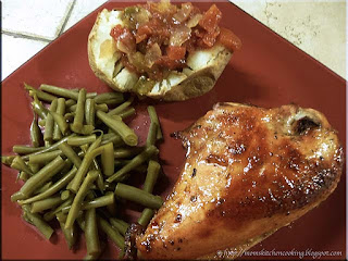 maple herbed roasted chicken breasts