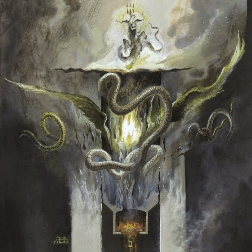 Nightbringer Hierophany Of The Open Grave