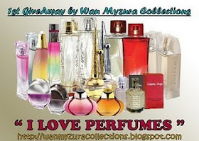 1st GiveAway by Wan Myzura Collections
