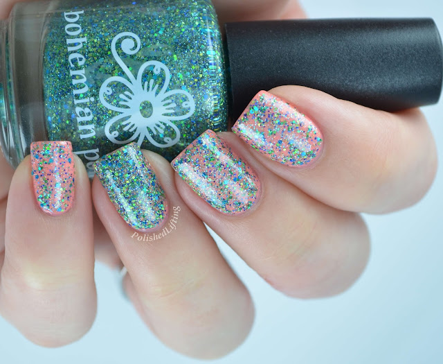 Bohemian Polish Let Me See Your Peacock Long Gone
