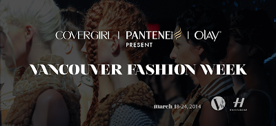 Vancouver Fashion Week header