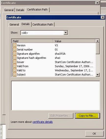Renewing JIRA\'s the SSL Certificate on Windows ~ The Sysadmin Himself