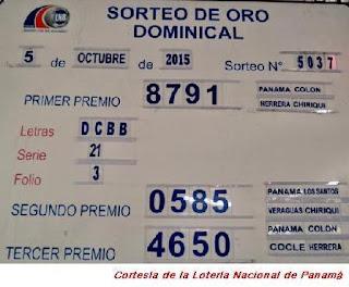 resultados-sorteo-lunes-5-de-octubre-2015-loteria-nacional-de-panama