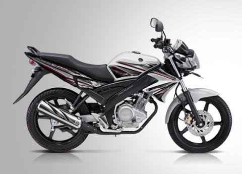 Gambar Motor New Yamaha Vixion Terbaru Warna Putih