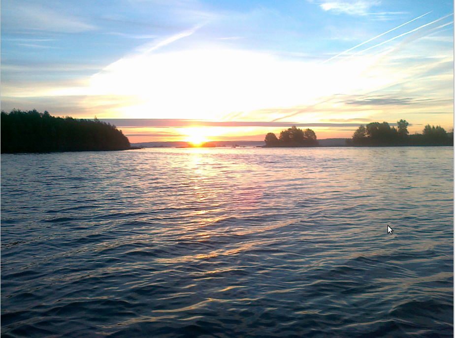 Рыбалка. Утро на водоеме