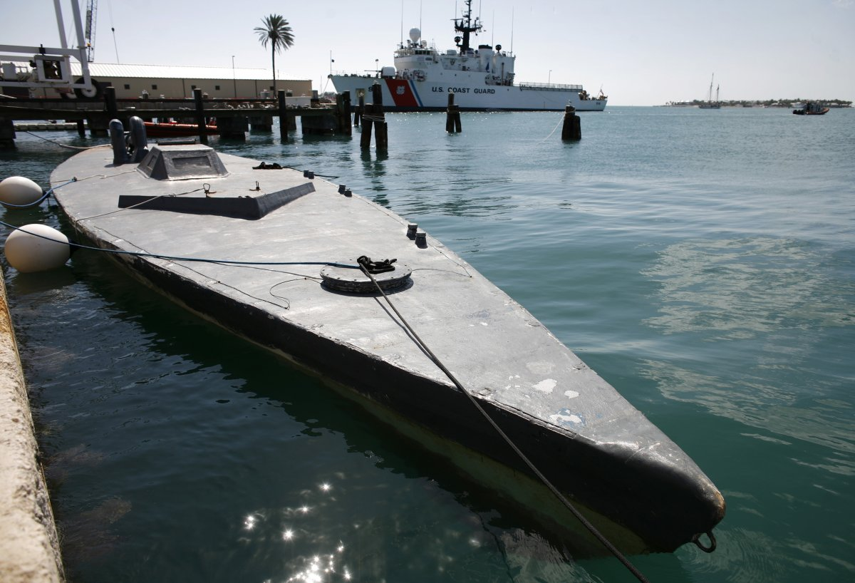 Borderland Beat: US Seizes 8 Tons of Cocaine on a narco sub
