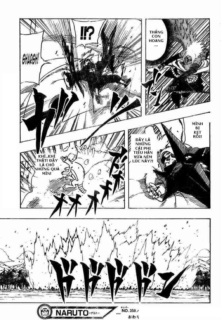 Naruto - Chapter 358 - Pic 17