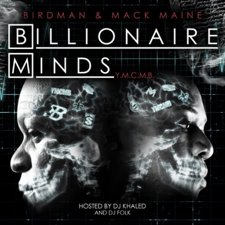 Capa da mixtape Billionaire Minds