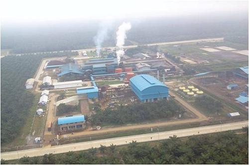 Pabrik Kelapa Sawit Seimangkei