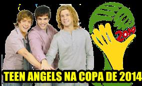 Teen Angels na copa de 2014