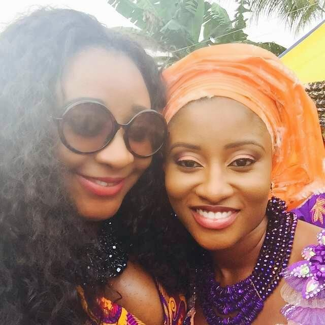 ini edo sister wedding
