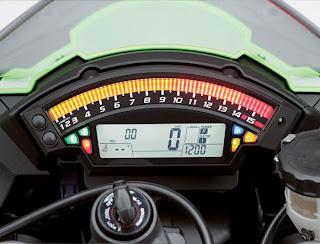 2012 Kawasaki Ninja ZX 10R ABS Panel
