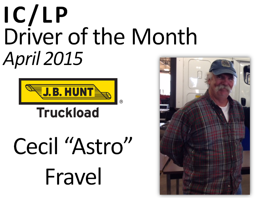 J b hunt truck talk for Ford motor customer service