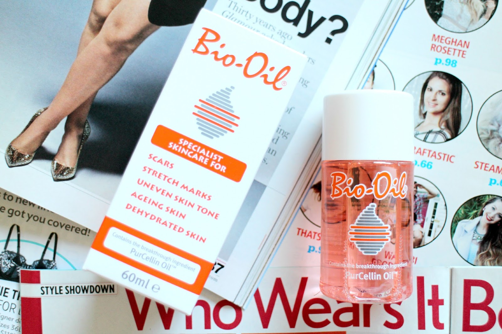 Bio-Oil Review Giveaway