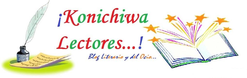 Konichiwa Lectores
