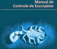 CONTROLE DE ESCORPIÔES