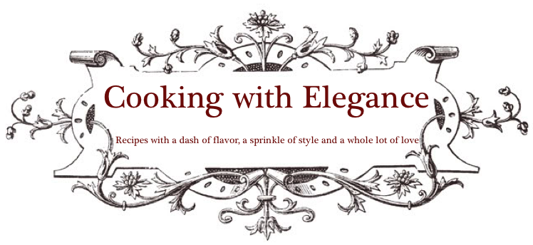 Cooking With Elegance
