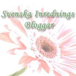 Jeg er medlem av Svenska Inredningsbloggar