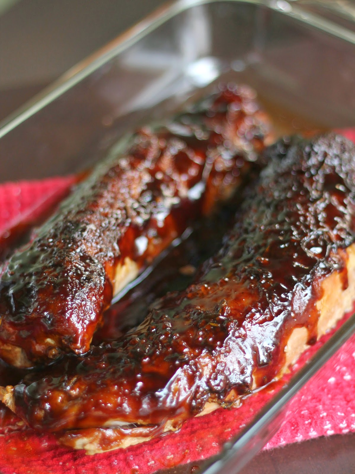 Carolina Charm: Crockpot Brown Sugar Balsamic Glazed Pork ...