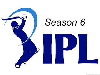 Match Timetable IPL 6 2013