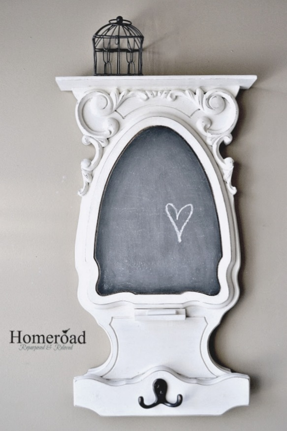 Creating an Architectural Chalkboard  www.homeroad.net