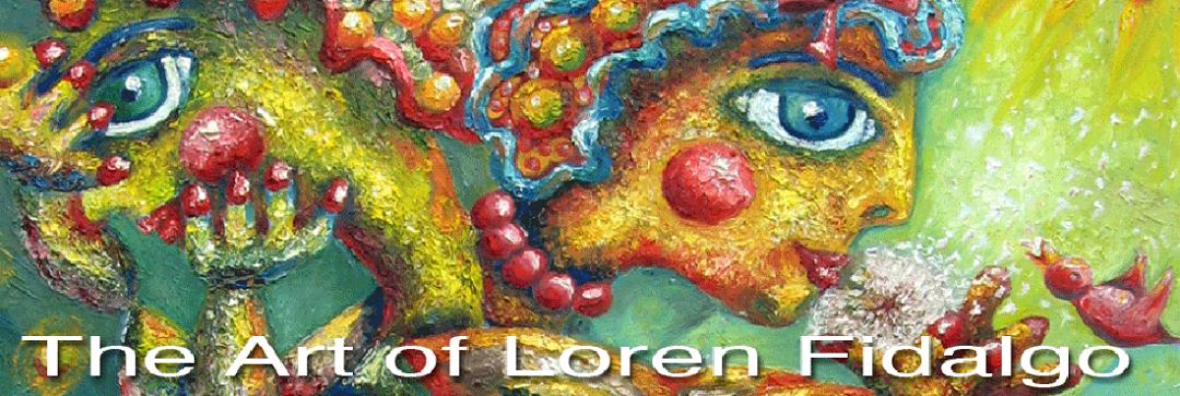 Loren Fidalgo art