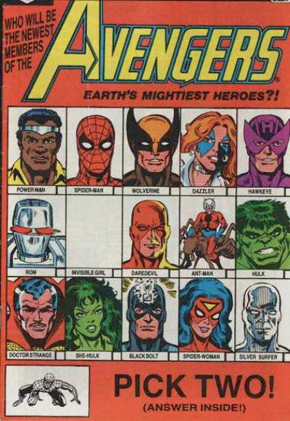My Post On The Avengers Will Go Up Next Week But Before That I Hope Youll Forgive Me As Indulge In Inner Geek And Talk About Semi Obscure Comic Book