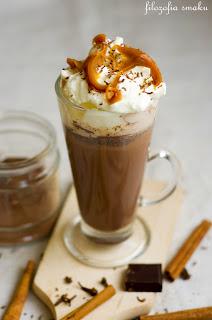 (goraca czekolada