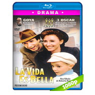 La vida es bella (1997) Full HD 1080p Audio Dual Latino-Italiano