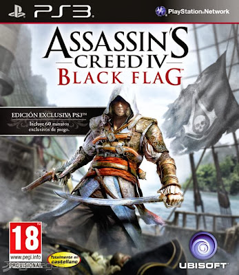 Assassin's Creed 4: Black Flag [PS3] [EUR] [4.XX]