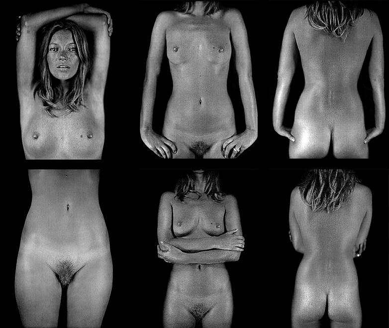 Properties Kate moss real nudes