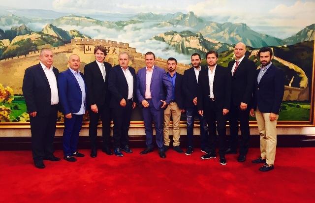 Κίνα: Βάσεις για την ανάπτυξη πολύ σημαντικών συνεργασιών από την επιχειρηματική αποστολή του Συνδέσμου Ελλήνων Γουνοποιών (εικόνες)