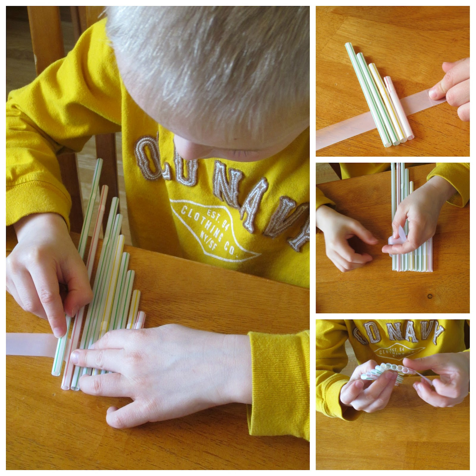 Making a Magic (Drinking Straw) Flute