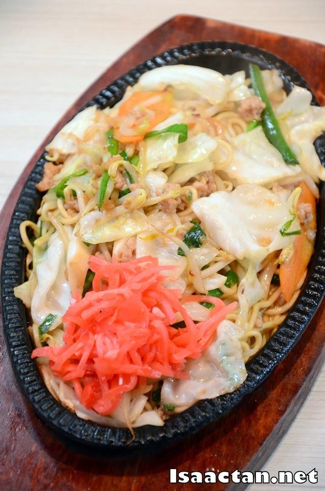 #2 Shanghai Fried Ramen - RM13.90