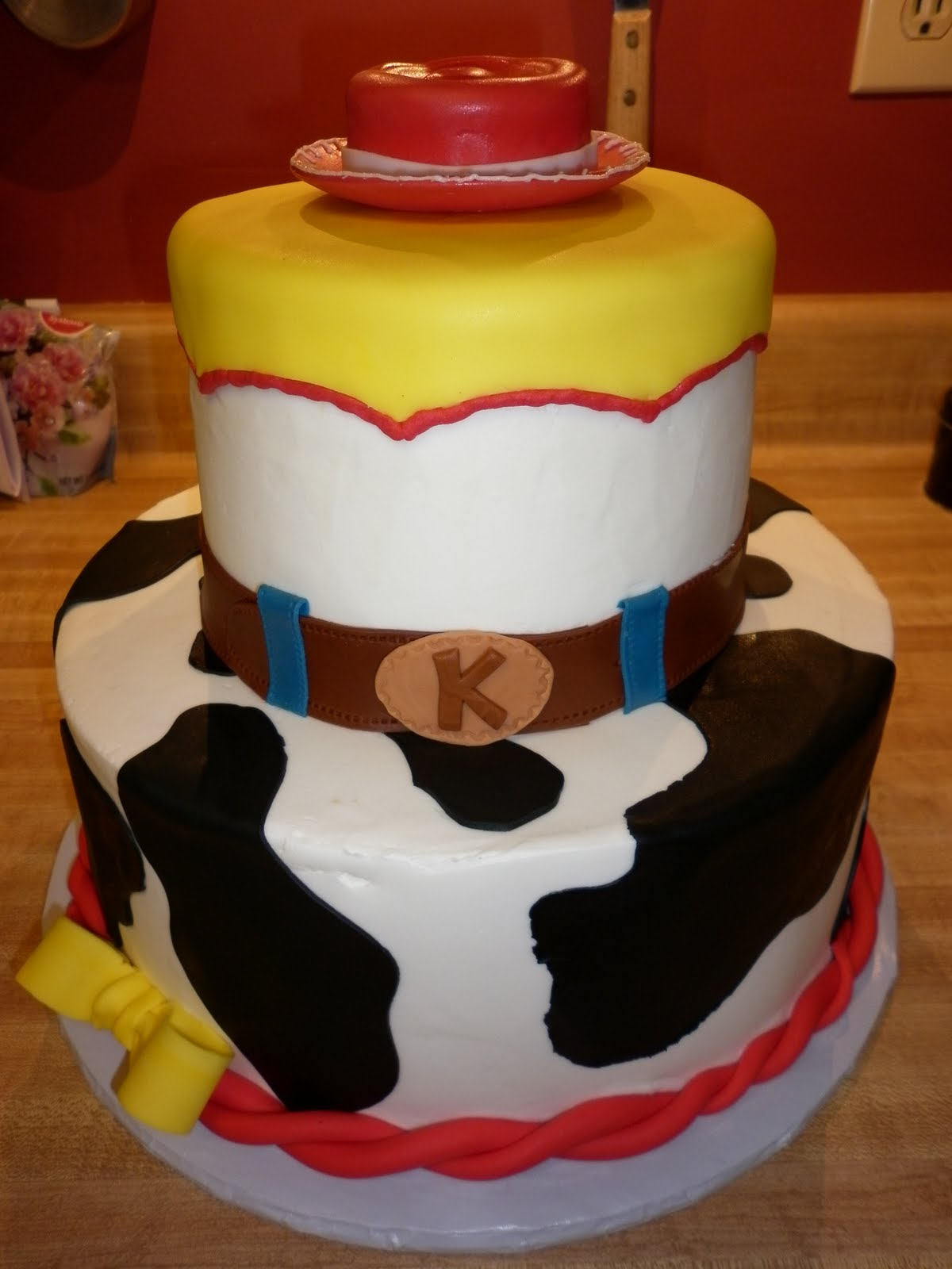 Tis So Sweet Cakes Cowgirl Cake