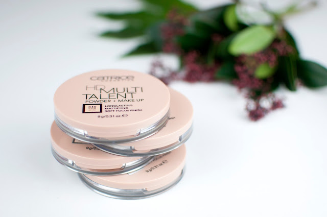 Catrice HD Multitalent Powder & Make Up
