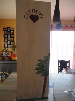 idee decoration maison de poupee, DIY dollhouse peinture maison