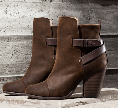 Lindas ankle boots!