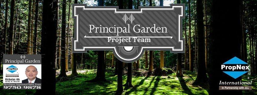 Principal Garden Condo