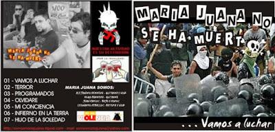 MARÍA JUANA NO SE HA MUERTO - Vamos a Luchar