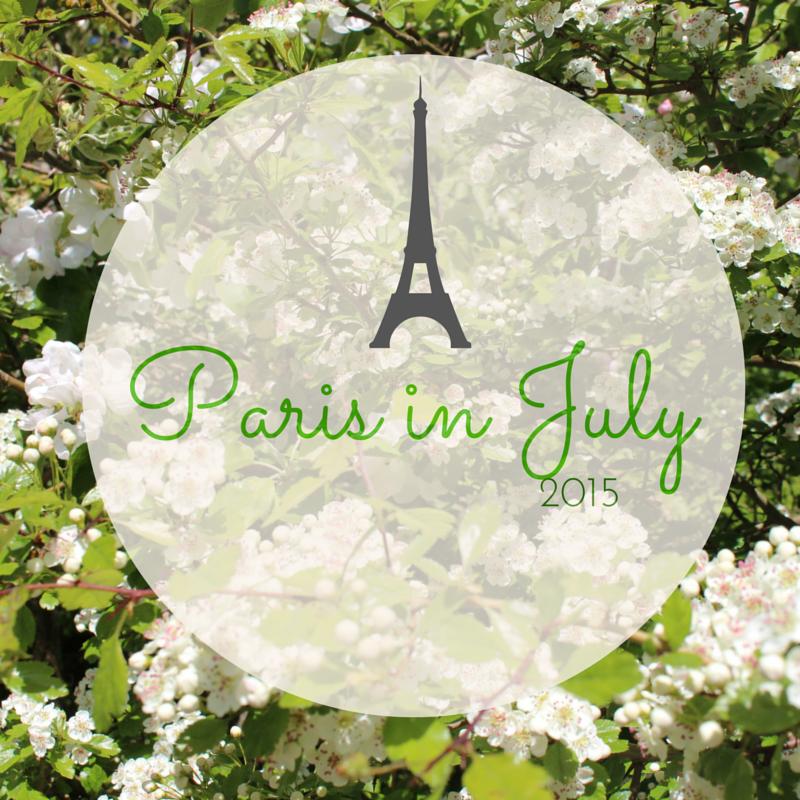Paris in July 2015