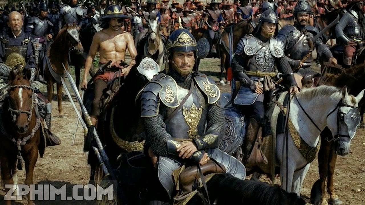 Ảnh trong phim Vương Triều Đẫm Máu - King Naresuan 5 3
