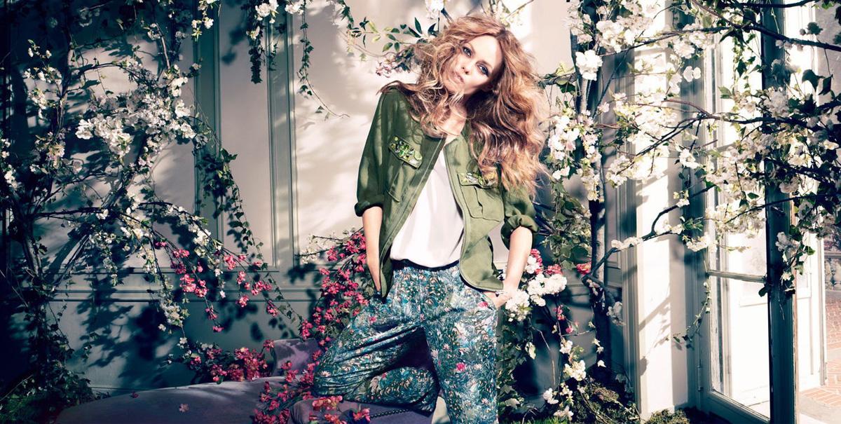 H&M 2013 Conscious Collection
