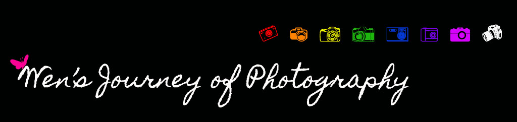 Wen's Journey of Photography