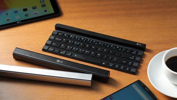 Rolly Keyboard