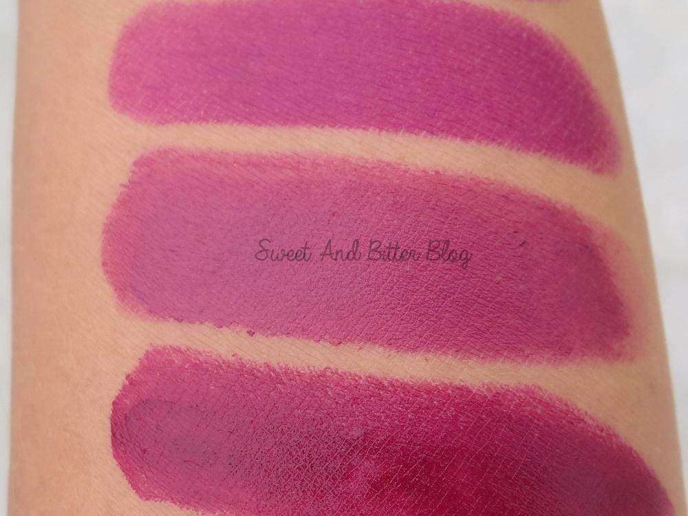 Plum lipstick revlon