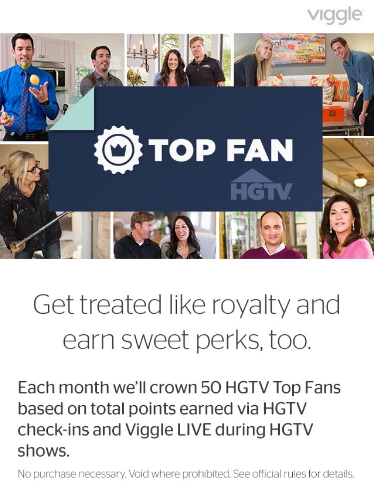 HGTV Top Fan