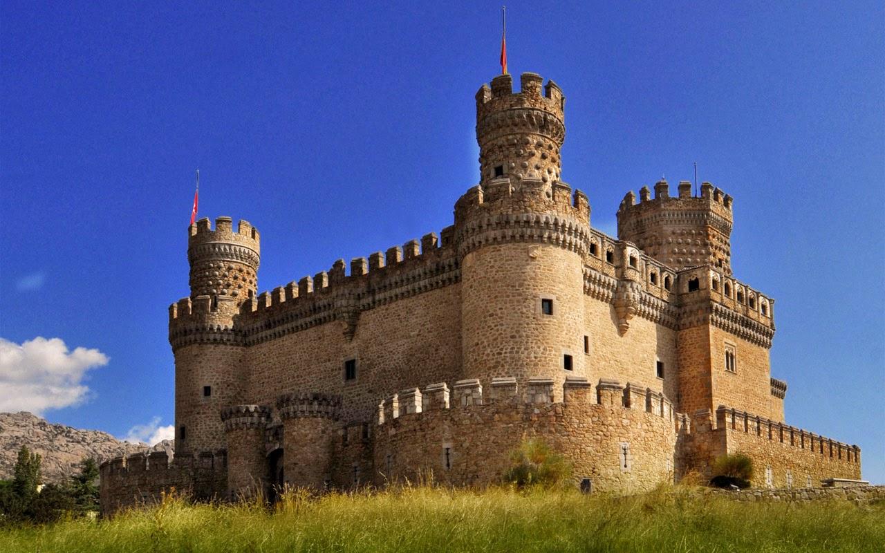 Castillo de los Mendoza, Guía de Manzanares el Real, Tu Maleta.