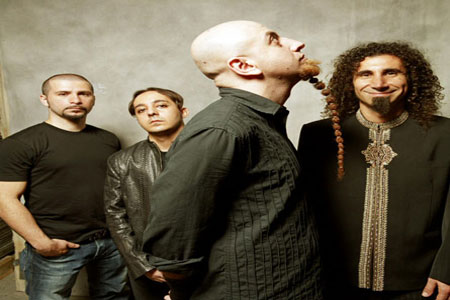 musica metal System Of A Down